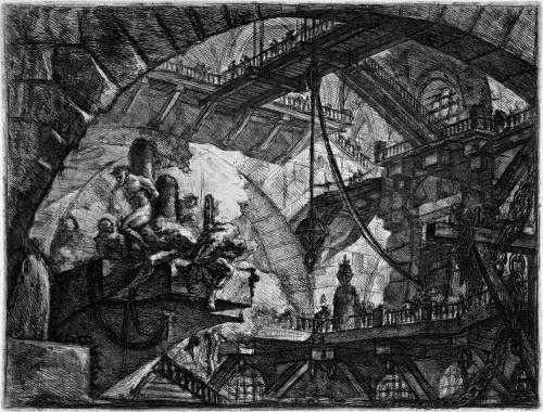 Le Piranèse - Prisons imaginaires